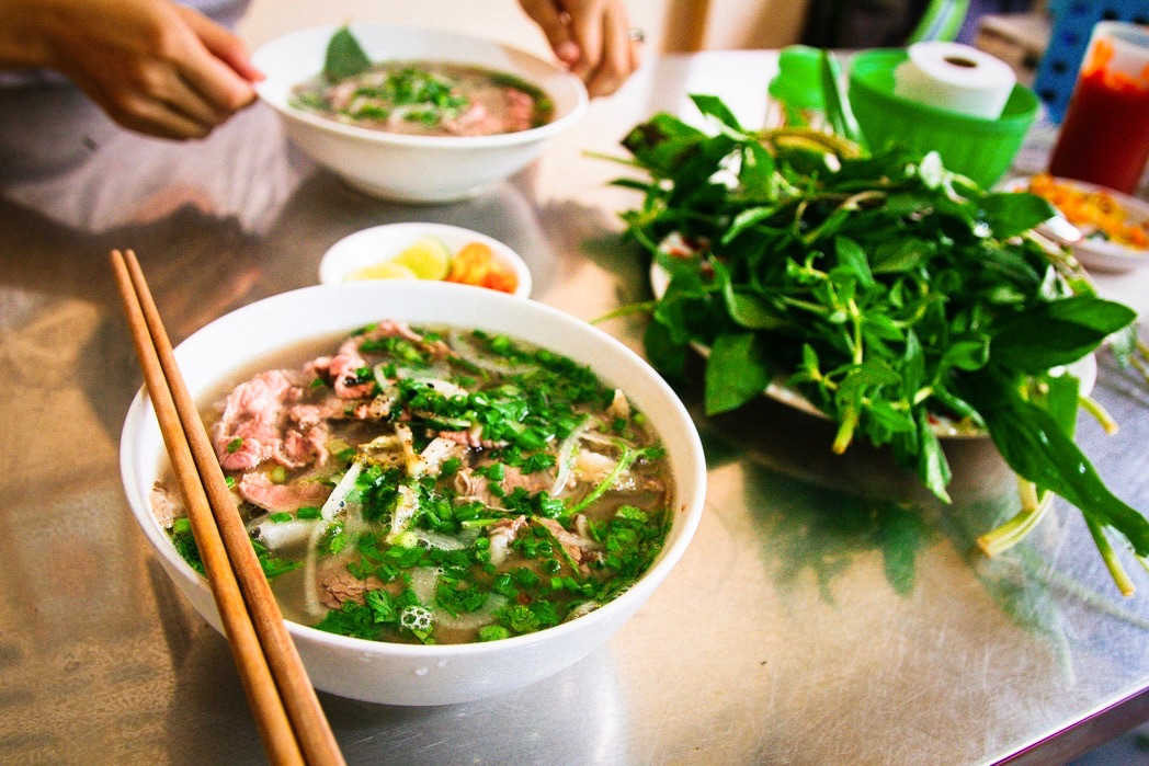 tastiest pho saigon