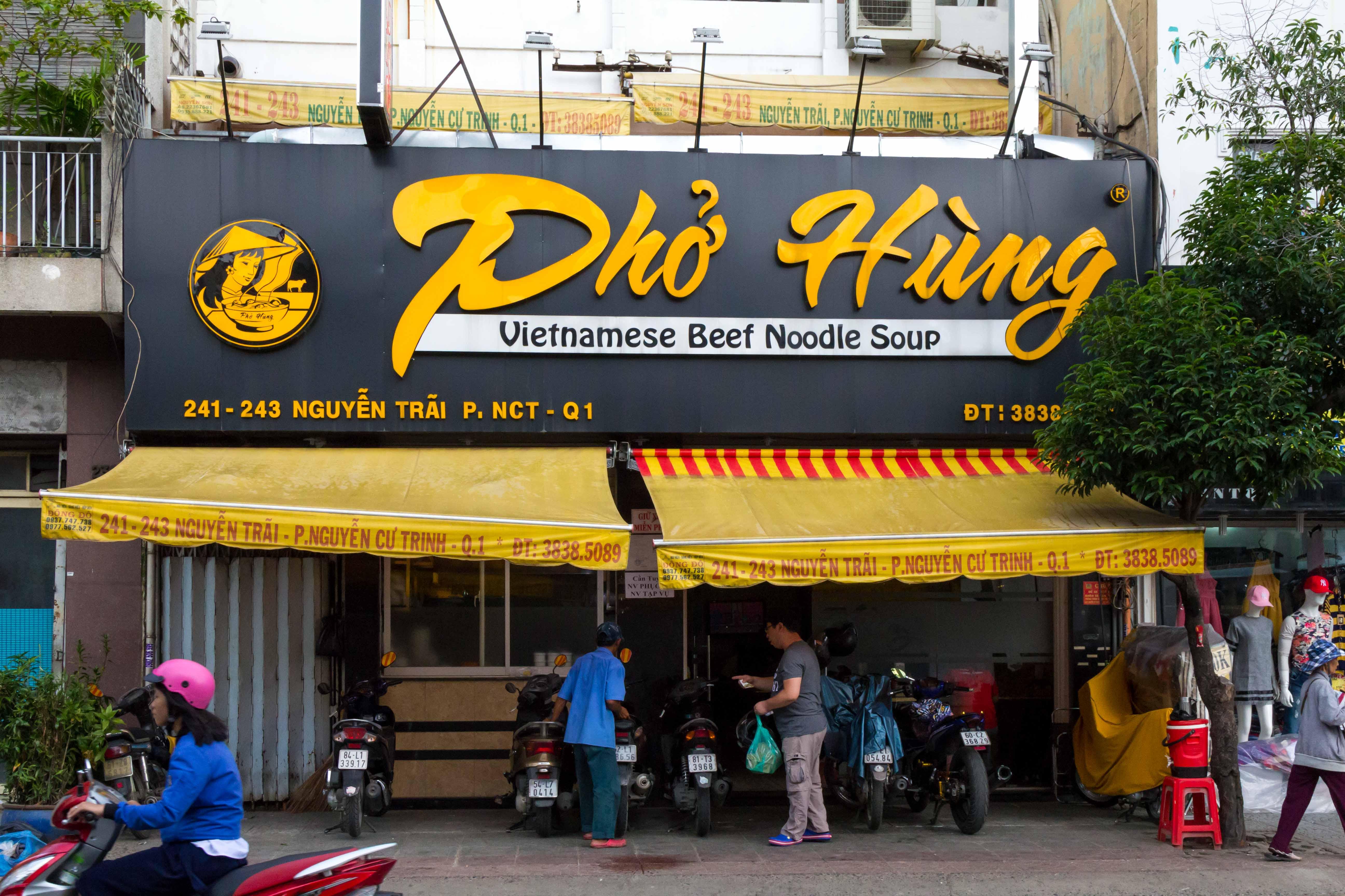 delicious pho saigon