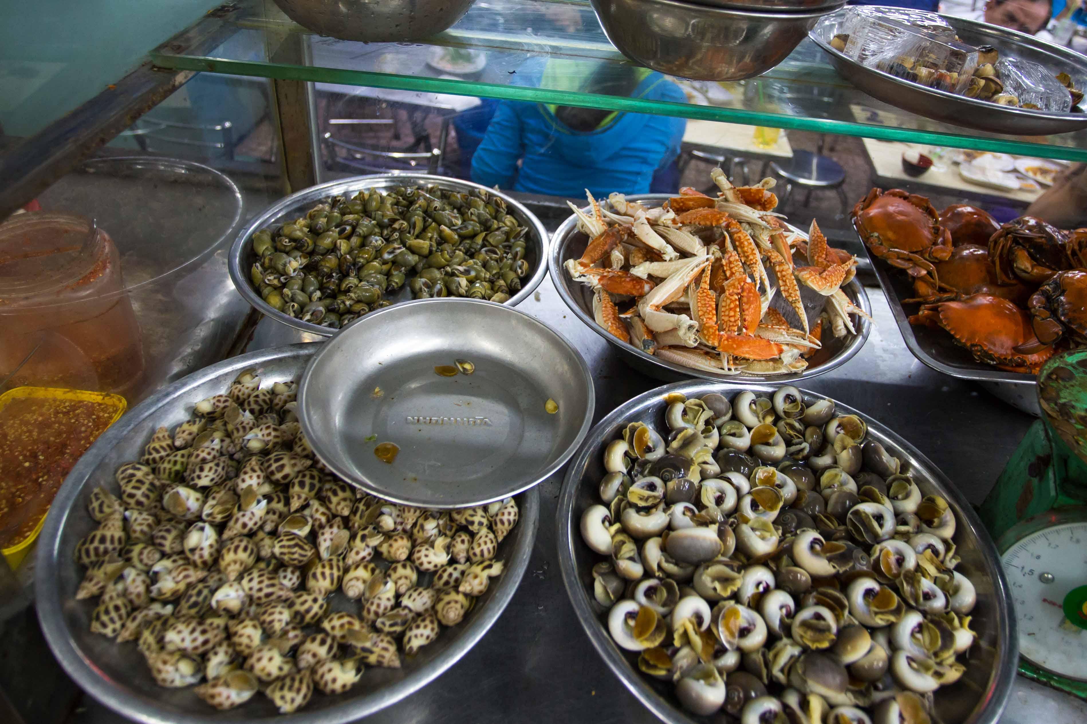 seafood saigon