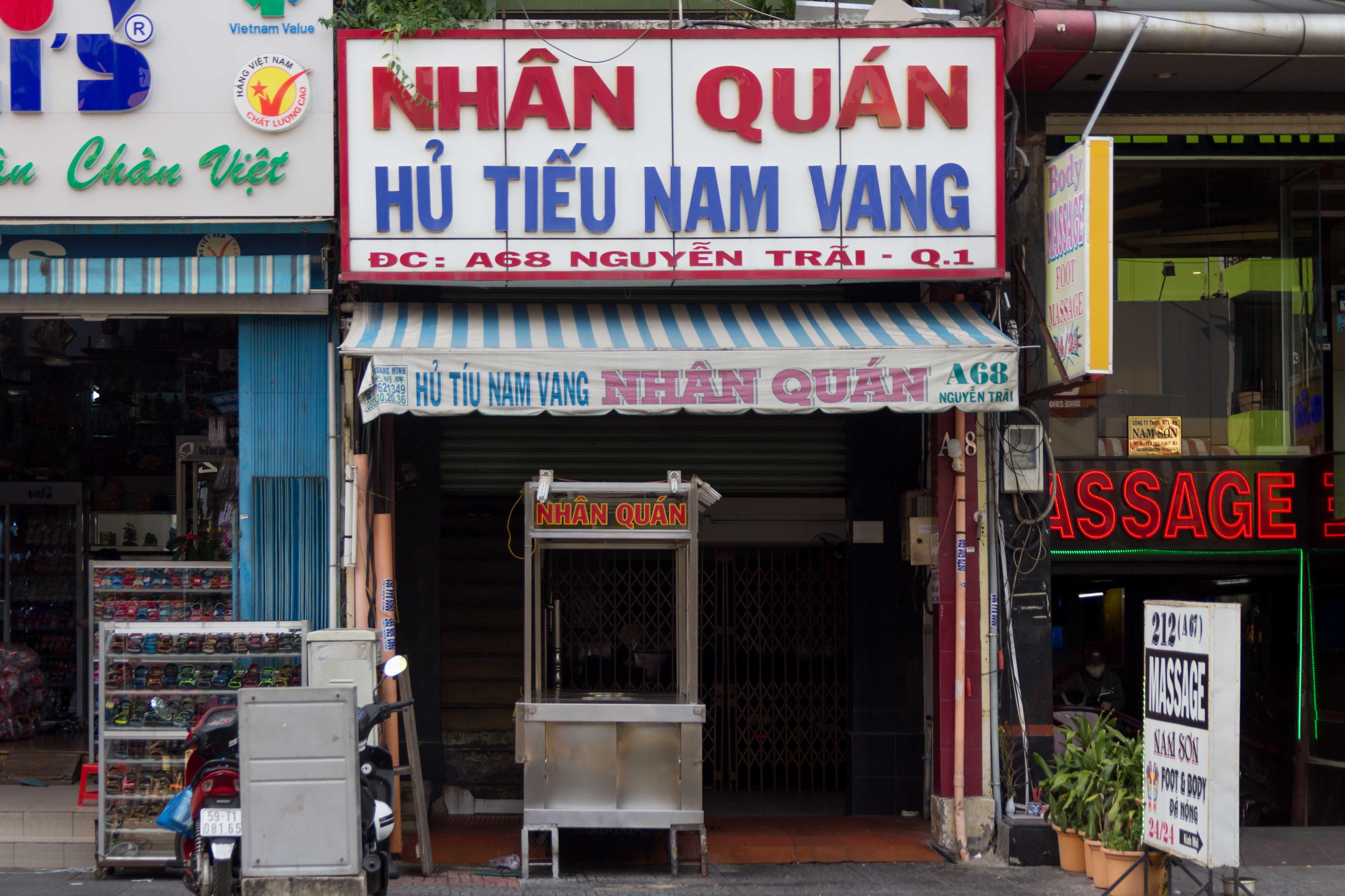 Nguyen Trai Street