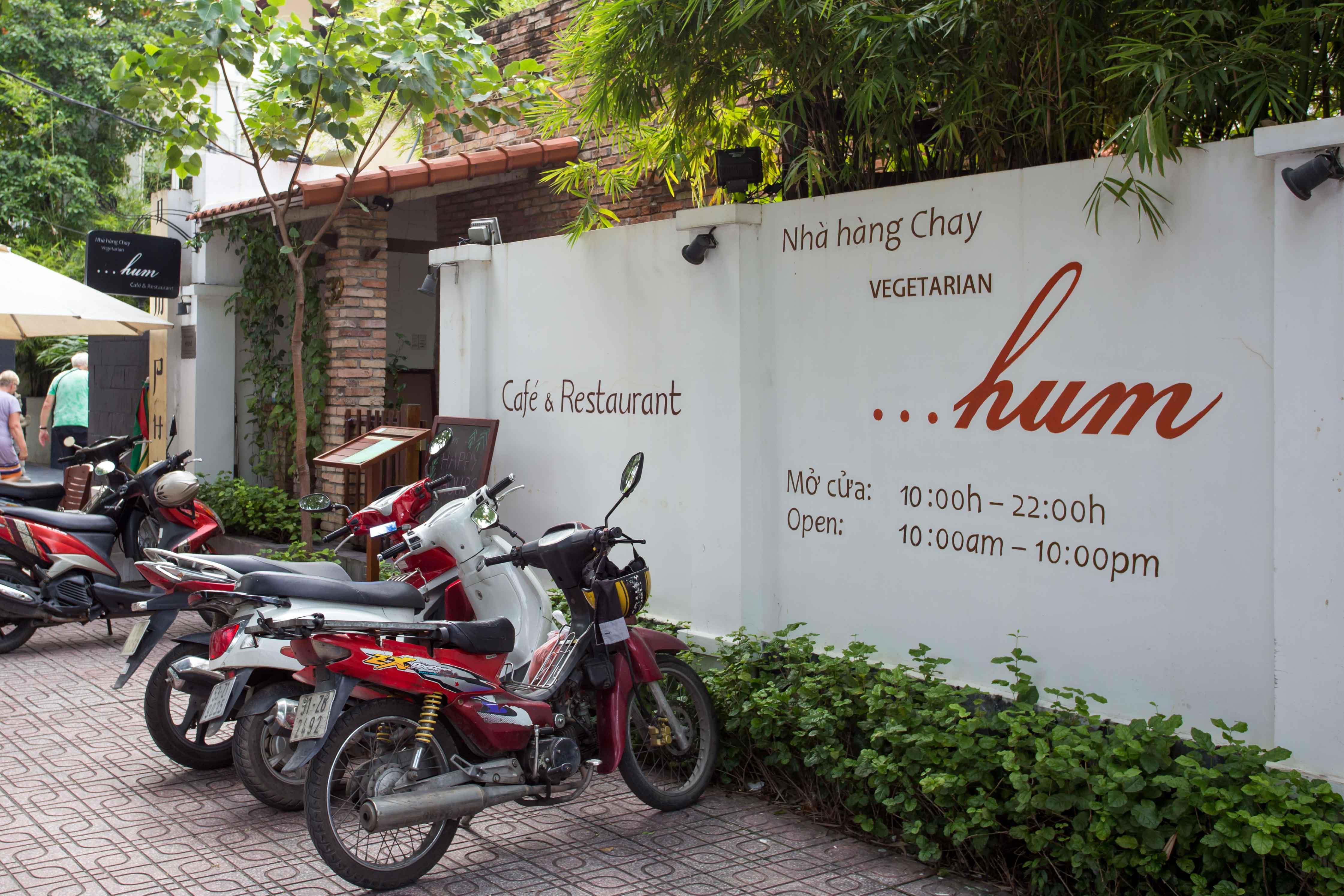 best vegetarian restaurant in saigon vegetarian food