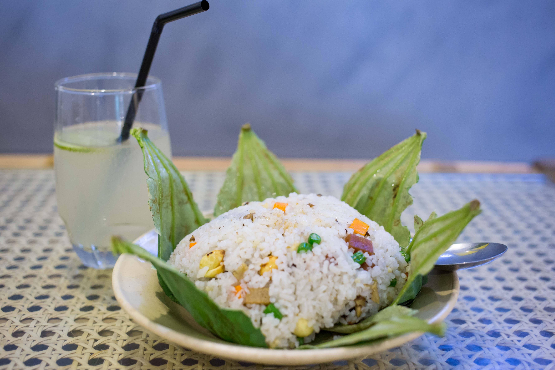 Vegetarian In Saigon