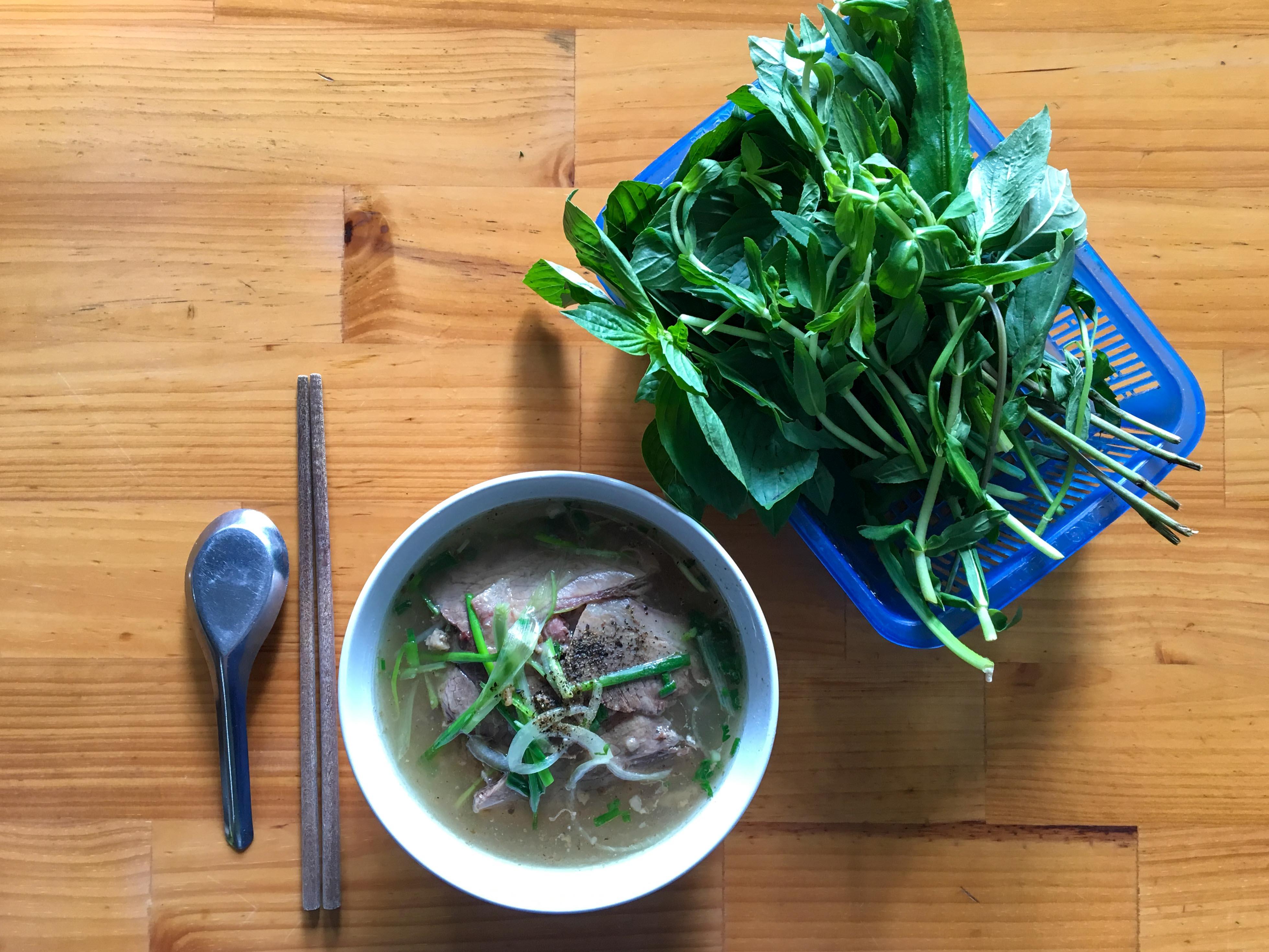 South Vietnamese Cuisine