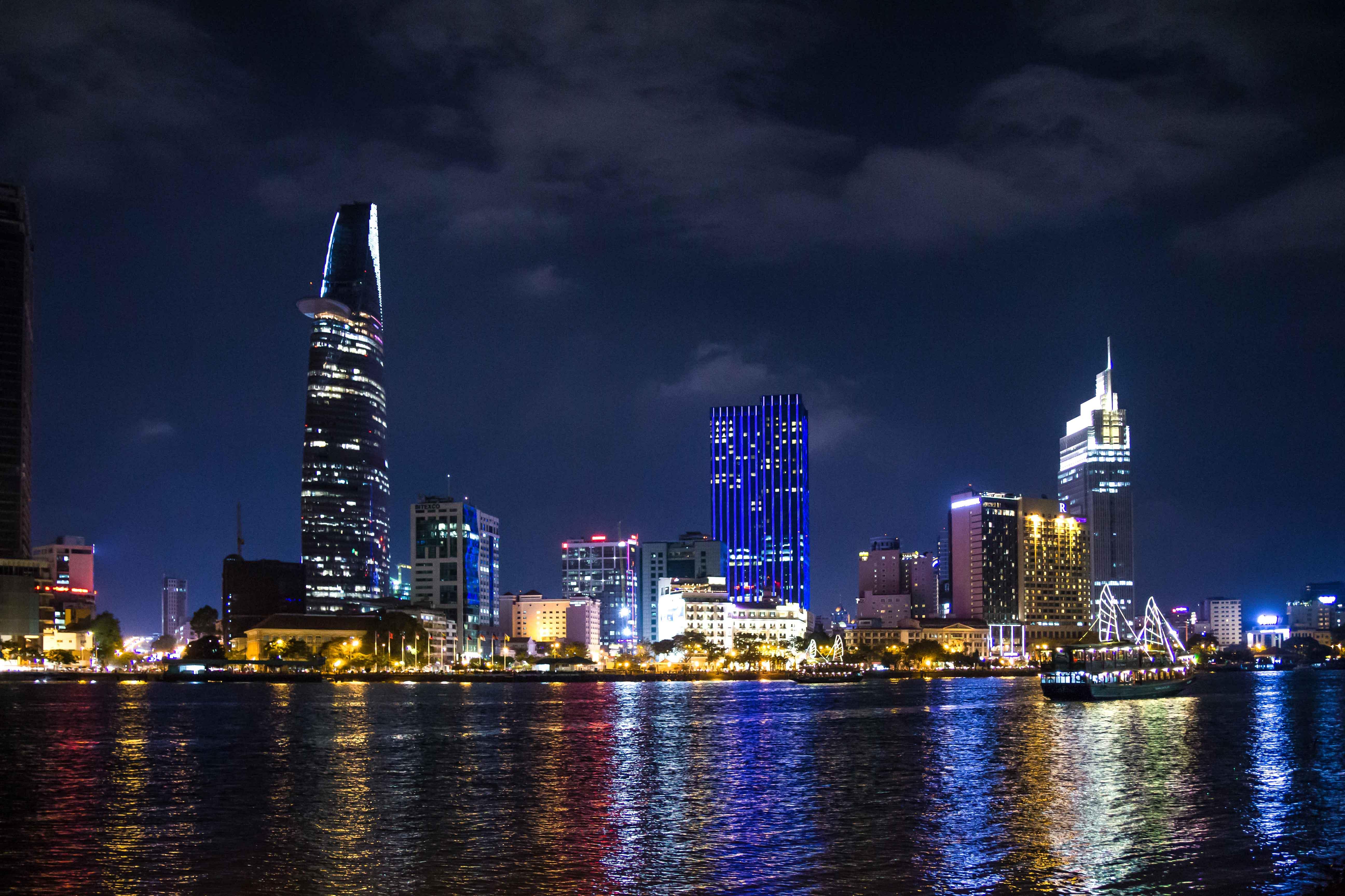 South Vietnam Saigon Ho Chi Minh City