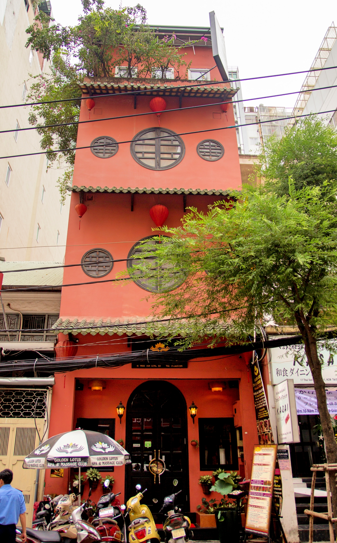 best spas in Saigon district 1 and district 7