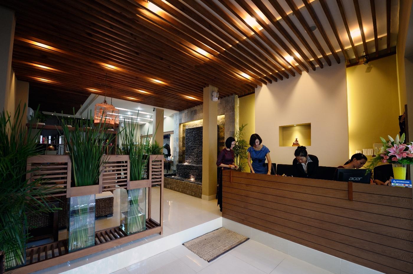 best massage spas district 1 saigon