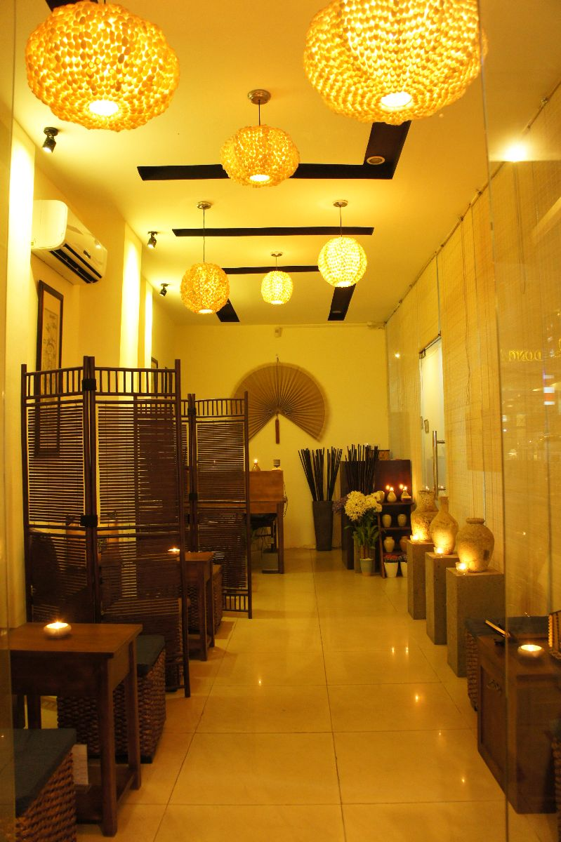 best spas in saigon district 1
