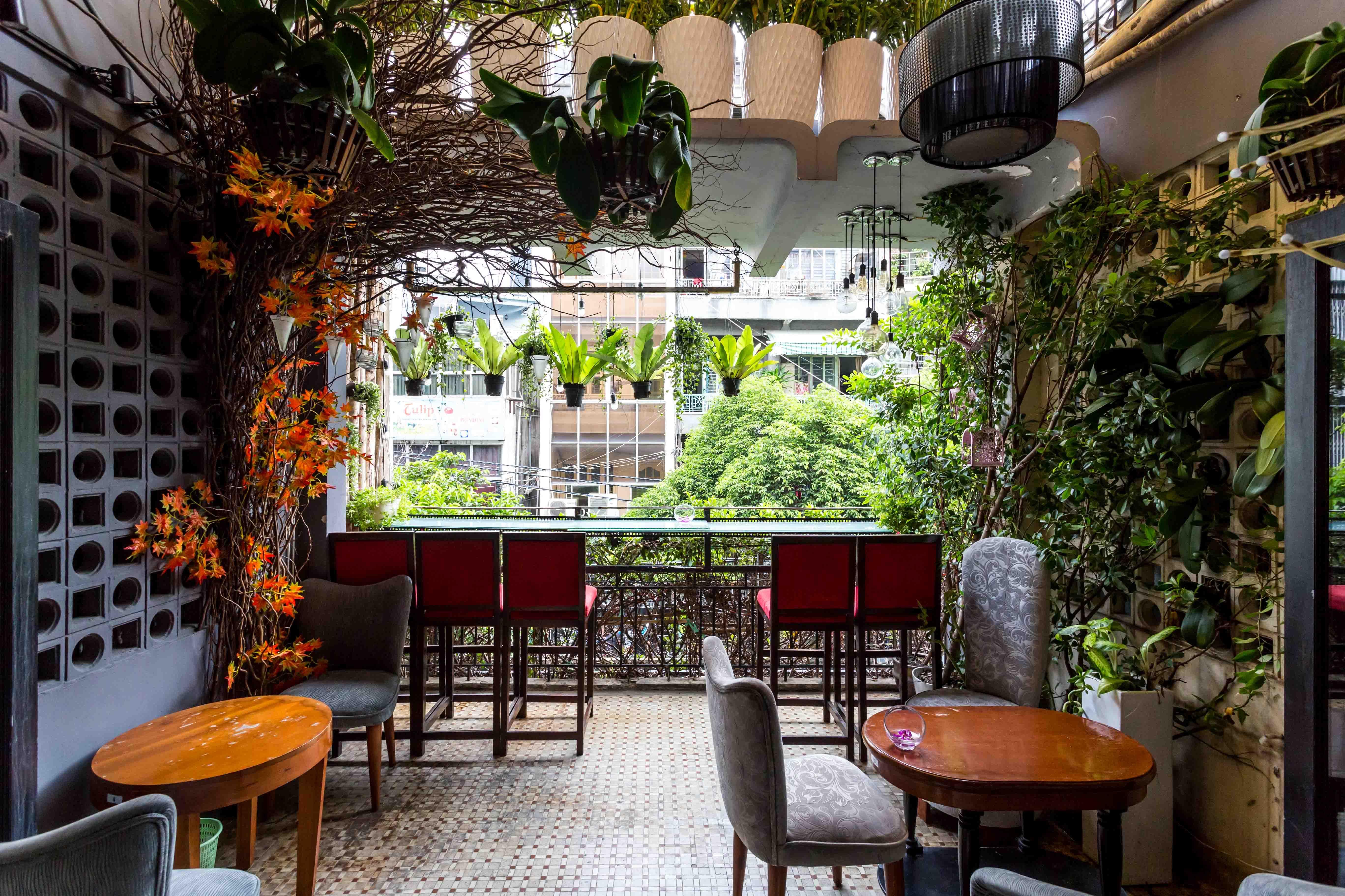 BD Florist & Cafe