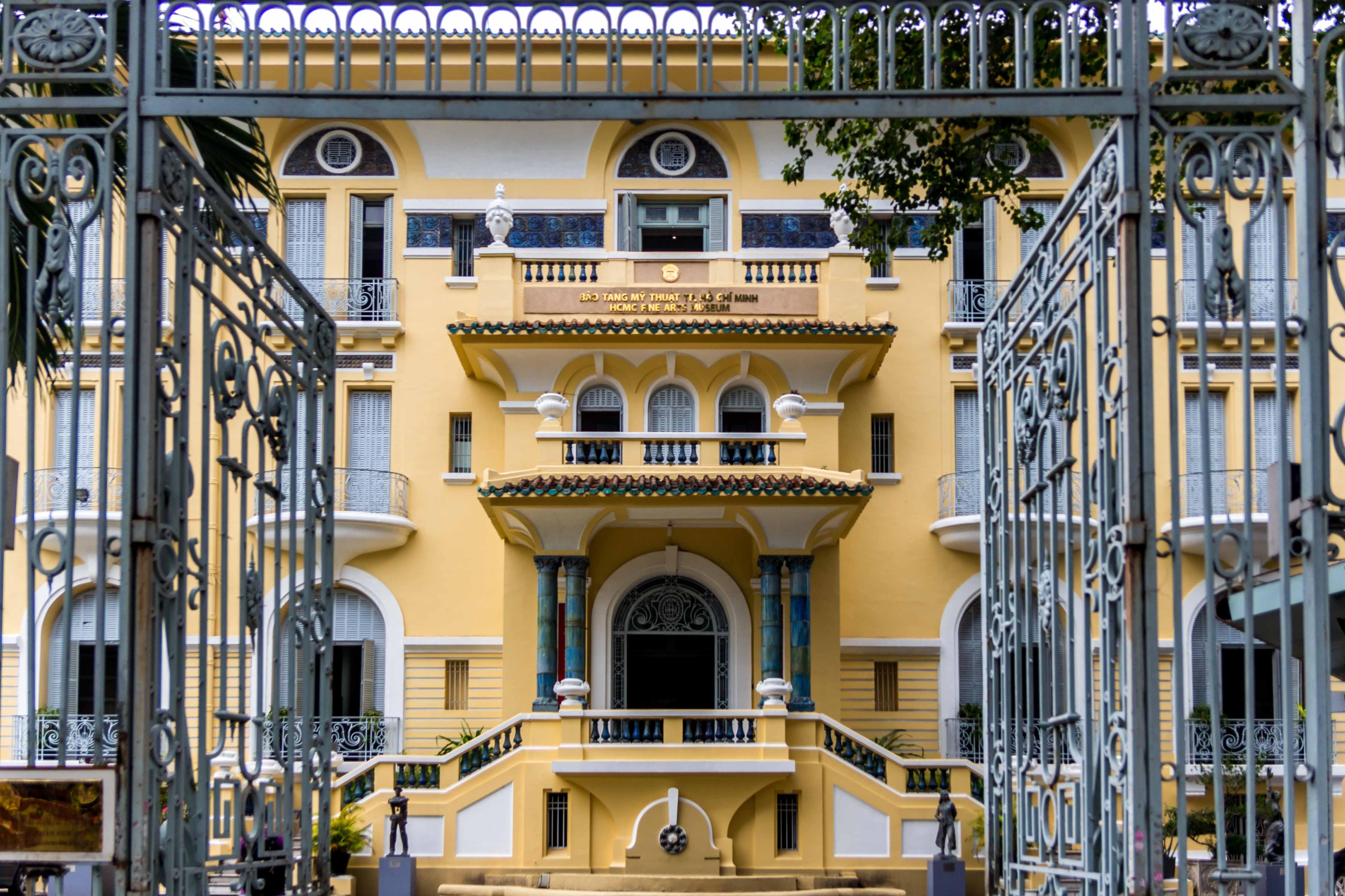 saigon fine art museum