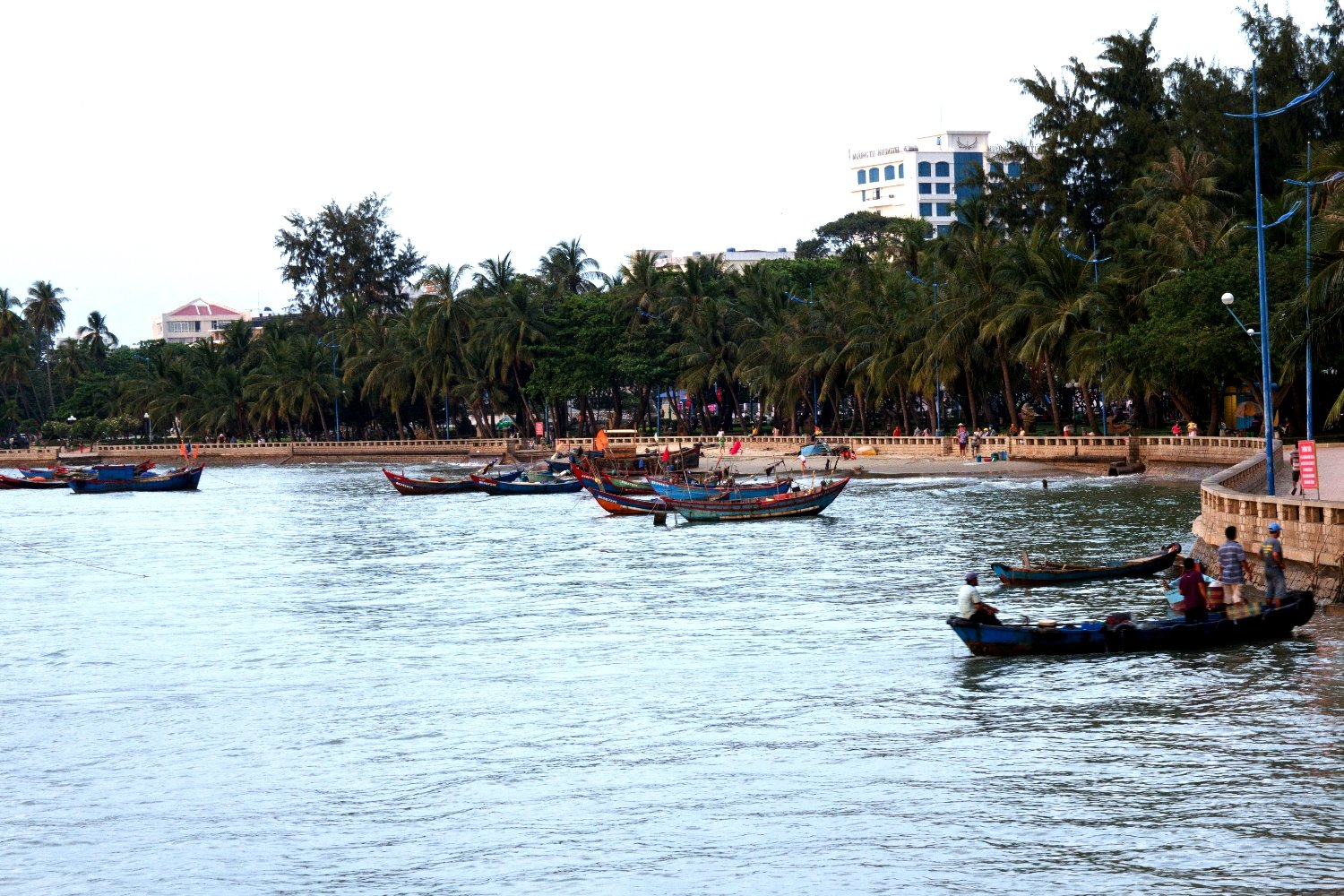 beach near ho chi minh city
