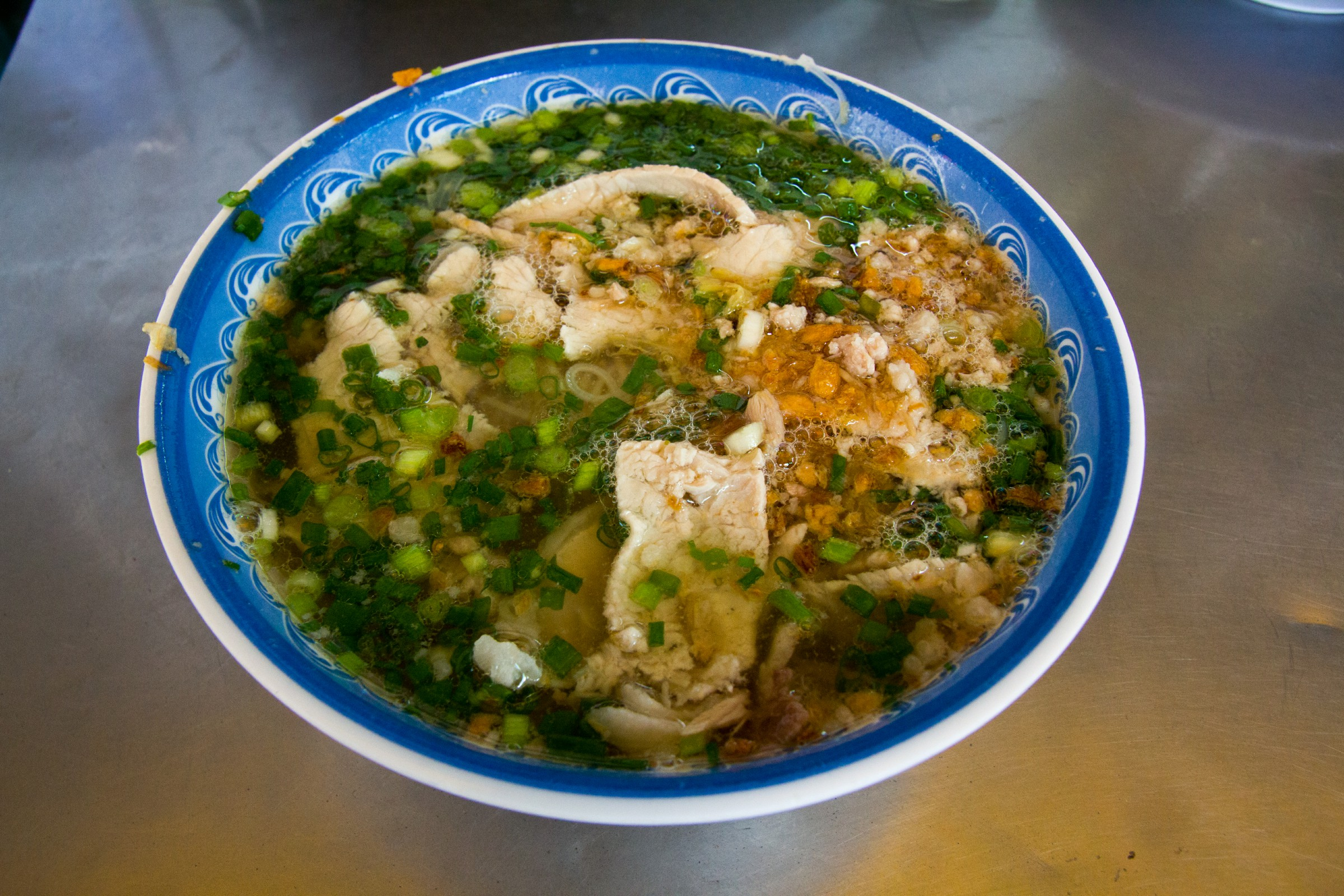 best Hu Tieu nam vang in saigon