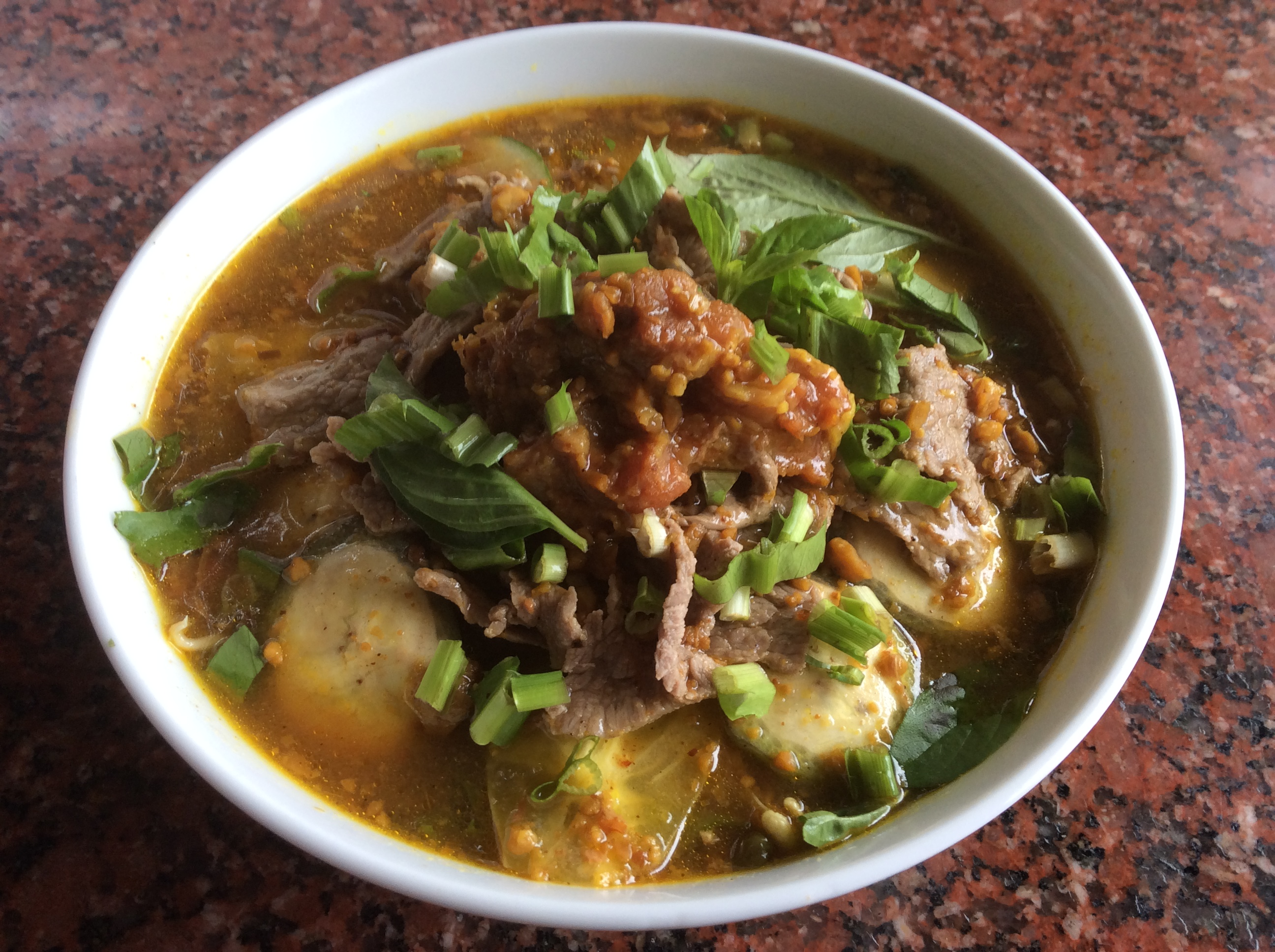 how to make hu tieu ingredients
