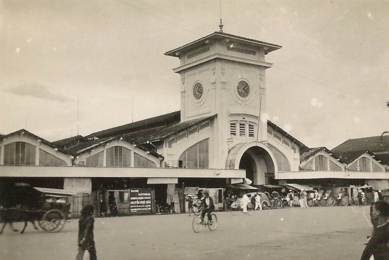 Old Ben Thanh Market history