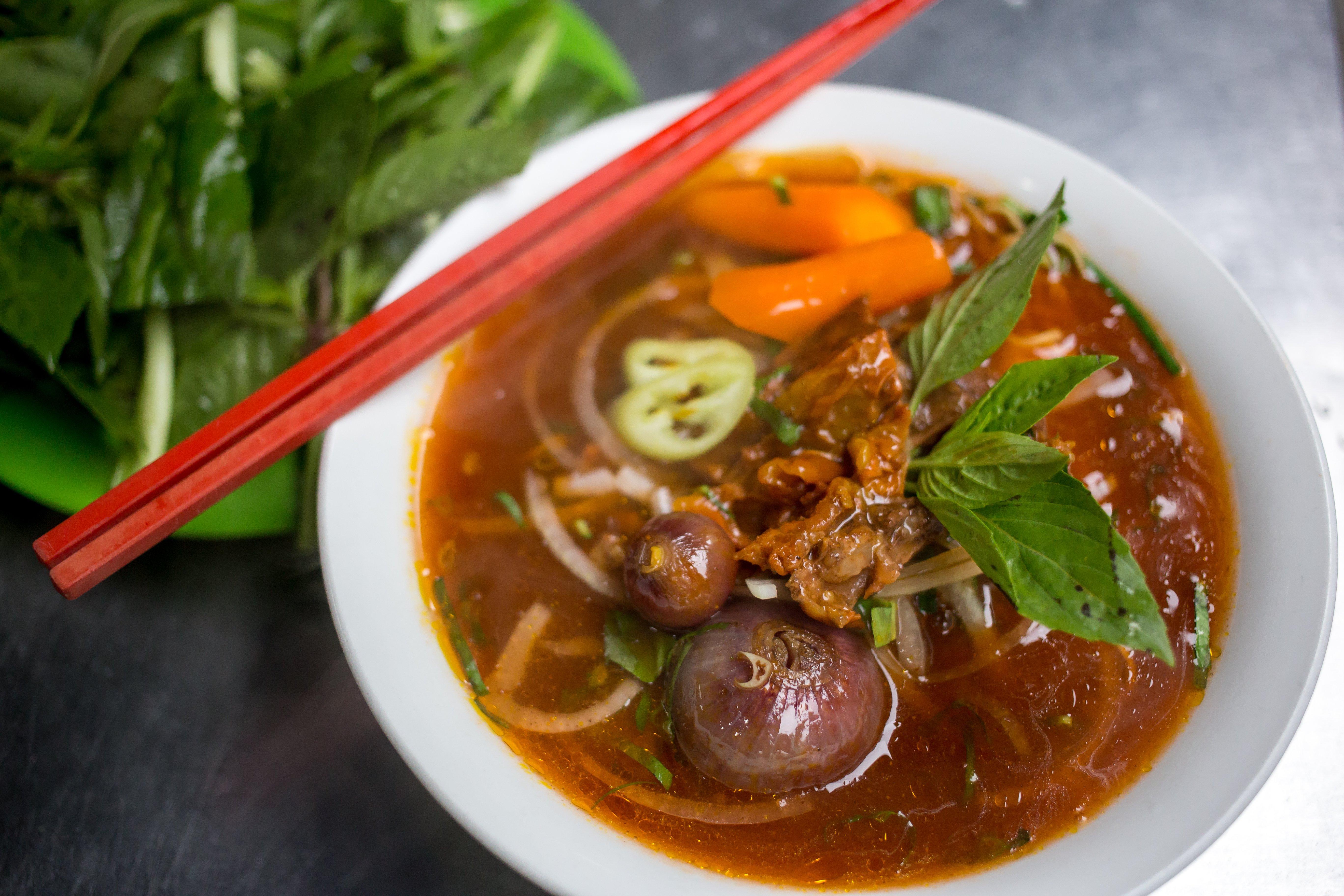 Vietnamese Foods