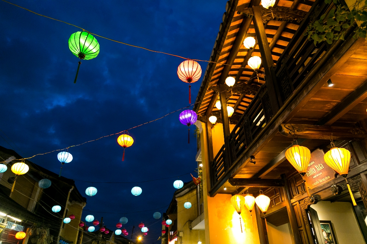 what to do in hoi an