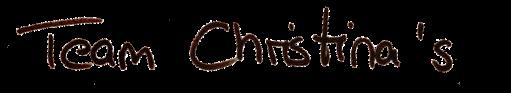 Team Christina's