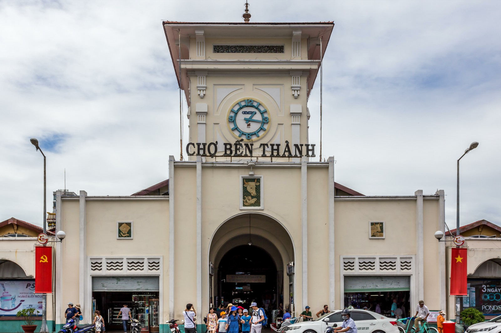 Your Comprehensive Guide to  Ben Thanh Market