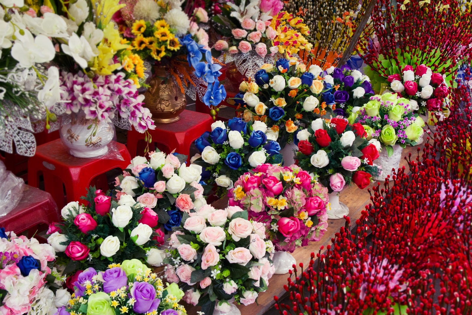 The Complete Guide to Ho Thi Ky Flower Market in Saigon